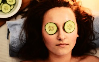 Hair Health Benefits of Cucumbers Juice
